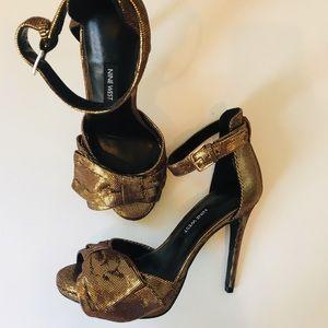 Nine West Fabric disco shoes